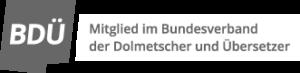 Thomas Baumgart Dolmetscher und Übersetzer Deutsch Spanisch Polnisch: BDÜ-Mitglied