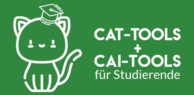 CAT-Tools und CAI-Tools für Studierende