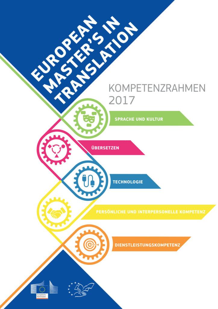 Der Kompetenzrahmen 2017 des European Master's in Translation