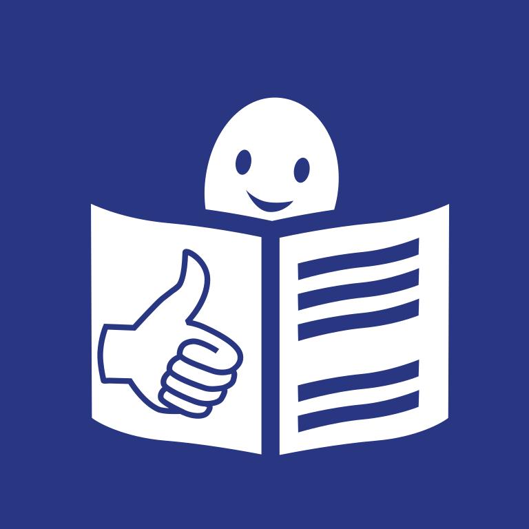 Das Logo der Leichten Sprache